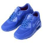 日本未発売  男女兼用  ナイキ エア マックス ウルトラ 靴 スニーカー ブルー   NIKE AIR MAX 90 ULTRA BR 725222 402