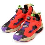 日本未発売  メンズ/レディース  リーボック インスタポンプフューリー ヴィランズ スニーカー 靴  レッド パープル   REEBOK INSTA PUMP FURY VILLAINS AR1446