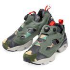 日本未発売  メンズ/レディース   リーボック インスタポンプフューリー ヴィランズ スニーカー 靴 グリーン  REEBOK INSTA PUMP FURY VILLAINS AR1448
