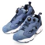 メンズ/レディース  リーボック インスタポンプフューリー テック スニーカー 靴 ブルー ネイビー   REEBOK INSTA PUMP FURY TECH AR0624