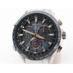 未使用 【中古】 SEIKO 腕時計 アストロン 8Xシリーズ クロノグラフ SBXB005 ソーラーウォッチ  T2401105