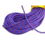 テンドン クライミングロープ アンビション ダブル 8.5mm 50m コンプリートシールド加工 ブルー