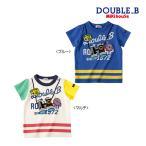 ダブルB【DOUBLE B】双眼鏡モチーフの半袖Tシャツ(120cm・130cm)