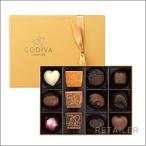 ♪GODIVA ゴディバ ゴールドコレクション 12粒 <お菓子・チョコレート・バレンタインデー・ホワイトデーのお返しに>
