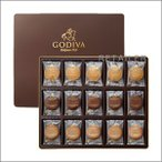 ♪GODIVA ゴディバ クッキーアソート 55枚 <お菓子・チョコレート・クッキー><詰め合わせ> <バレンタインデー・ホワイトデーのお返しに>