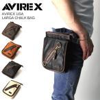(アビレックス) AVIREX アヴィレックス ラルガ チョーク ウエスト バッグ