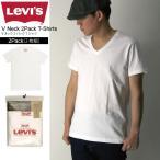 (リーバイス) Levi's Vネック 2パック Tシャツ カット
