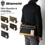 (ビアンキ) Bianchi ミニショルダー クラッチバッグ ショルダーバッグ
