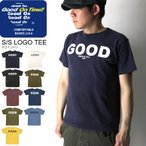 (グッドオン) Good On ショートスリーブ ロゴ Tシャツ カットソー メンズ レディース