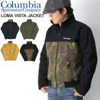 (コロンビア) Columbia ロマビスタ ジップ スタンド ジャケット  裏フリース メンズ レディース