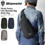 (ビアンキ) Bianchi 【Mode モーダシリーズ】 ワンショルダーバッグ ボディバッグ メンズ レディース