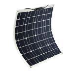 XINPUGUANG ソーラーパネル 50W 16V 太陽光発電 太陽光発電パネル 単結晶 高品質 太陽光パネル 防水 防振 防塵 12V