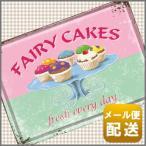 アンティーク 雑貨 ブリキ ポストカード カップケーキ イギリス