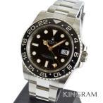 ロレックス ROLEX GMTマスターII Ref.116710LN 外装仕上げ済み 自動巻 メンズ 腕時計 yagi 【中古】