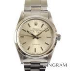 ロレックス ROLEX エアキング  14000 OH済 外装仕上げ済み T番 1996年 自動巻 メンズ 腕時計 ju【中古】