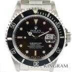 ロレックス ROLEX サブマリーナ  Ref.16610 OH・外装仕上げ済 メンズ 腕時計 km【中古】