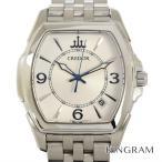 セイコー クレドール メンズ  8J82-0AC0 シグノパシフィーク クォーツ  メンズ 腕時計 ku【中古】