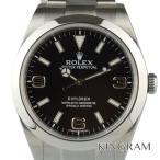 ロレックス ROLEX エクスプローラー Ref.214270 自動巻 G番 メンズ 腕時計 ya 【中古】