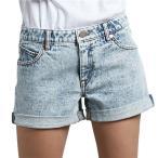 ショッピングボルコム ボルコム レディース ハーフパンツ・ショーツ ボトムス Stoned Rolled Shorts - Women's