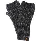 トゥルーレリジョン レディース 手袋 アクセサリー Metallic Knit Fingerless Glove