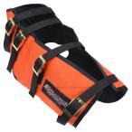 HHD 防牙ベスト 猟犬用 R.C.D 狩猟 ケブラー3層構造 ドッグウエア Running Catch Dog ハンティング オレンジ 安全ベスト