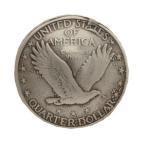 コインコンチョ アメリカンイーグル H レプリカ [ 通常ネジ ] クォーター | ハンドメイド 長財布 ロングウォレット 革製品 レザークラフト