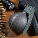 M67破片手榴弾 アップル・グレネード 鉄製レプリカ