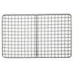 焼き網 27×17cm 純チタン製 バーベキュー 携帯サイズ アウトドア用品 グリル焼き網 バーベキューネット アミ 焼きアミ バーベキュー網