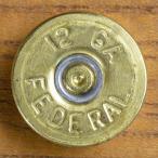 マグネット 12ゲージショットシェル Lucky Shot ヘッド 5個セット インテリア 雑貨 キッチン用品 キッチンマグネット 小物 磁石 薬莢