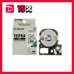 (業務用30セット) キングジム テプラ PROテープ/ラベルライター用テープ 〔紙ラベルタイプ/幅:24mm〕 SP24K ホワイト(白)