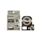 (業務用30セット) キングジム テプラ PROテープ/ラベルライター用テープ 〔アイロンラベル/幅:18mm〕 SF18K ホワイト(白)