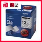 (業務用5セット) brother ブラザー工業 文字テープ/ラベルプリンター用テープ 〔幅:12mm〕 5個入り TZe-131V 透明に黒文字