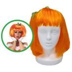 ショッピングハロウィン 〔コスプレ〕51142 Pumpkin Wig パンプキンウィッグ