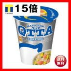 (まとめ)東洋水産 MARUCHAN QTTA SEAFOODラーメン 78g 1ケース(12食)〔×2セット〕