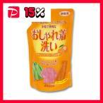 (まとめ)ロケット石鹸 おしゃれ着洗いオレンジオイル配合 詰替用 450ml 1個〔×30セット〕