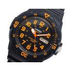 カシオ CASIO ダイバールック メンズ 腕時計 MRW-200H-4B ブラック