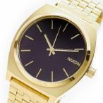 ニクソン NIXON 腕時計 メンズ A045-2042 クォーツ ブラック ゴールド