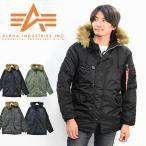 SALE アルファ ALPHA N-3B TIGHT JKT フライトジャケット ジャパンスペック メンズ アウター ミリタリー ナイロンヘビーツイル 20094 送料無料
