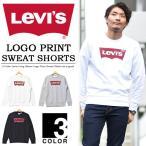 Levi's リーバイス ロゴプリント スウェットシャツ バ