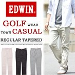 EDWIN エドウィン GOLF&CASUAL WEAR レギュラーテー