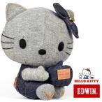 EDWIN HELLO KITTY オールデニムぬいぐるみ キティ  ヴィンテージ エドウィン サンリオ キティちゃん ヌイグルミ ハローキティ QNAK10-0096