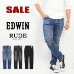 42%OFF セール 大きいサイズ エドウィン EDWIN RUDE