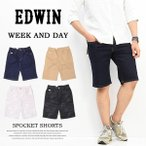 EDWIN エドウィン KHAKIS  WEEK AND DAY ショートパン