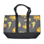 ショッピングNORTH 5 WHISTLE Sombrero pattern TOTE BAG (BLACK)ファイブホイッスル 総柄 トートバッグ【NORTH NO NAME/ノースノーネーム】
