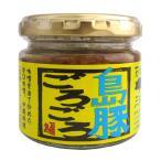 島豚ごろごろ 120g  沖縄土産 沖縄 お土産 ご飯のお供 肉味噌 肉みそ 油みそ  あんだすー アンダンスー ゴーヤカンパニー