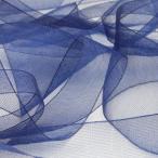 ショッピングリボン リボン テープ 手芸 オーガンジーリボン 12mm ネイビーブルー 9.14M巻 服飾 ラッピング FUJIYAMA RIBBON