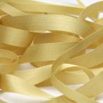 エンブロイダリーリボン 3.5mm ゴールド 9.14M巻 手芸 服飾 ラッピング リボン刺繍