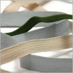 本の栞(ブックマーク)材料の しおり紐 として大人気のポリエステルトリミングブレード 約4mm(1メートル)【国内外有名ブランド御用達 SHINDOリボン】