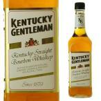 ケンタッキー ジェントルマン 40度 750ml バーボン ウイスキー 箱無