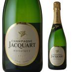 セット6 送無 ジャカール ブリュット モザイク 白 750ml シャンパン